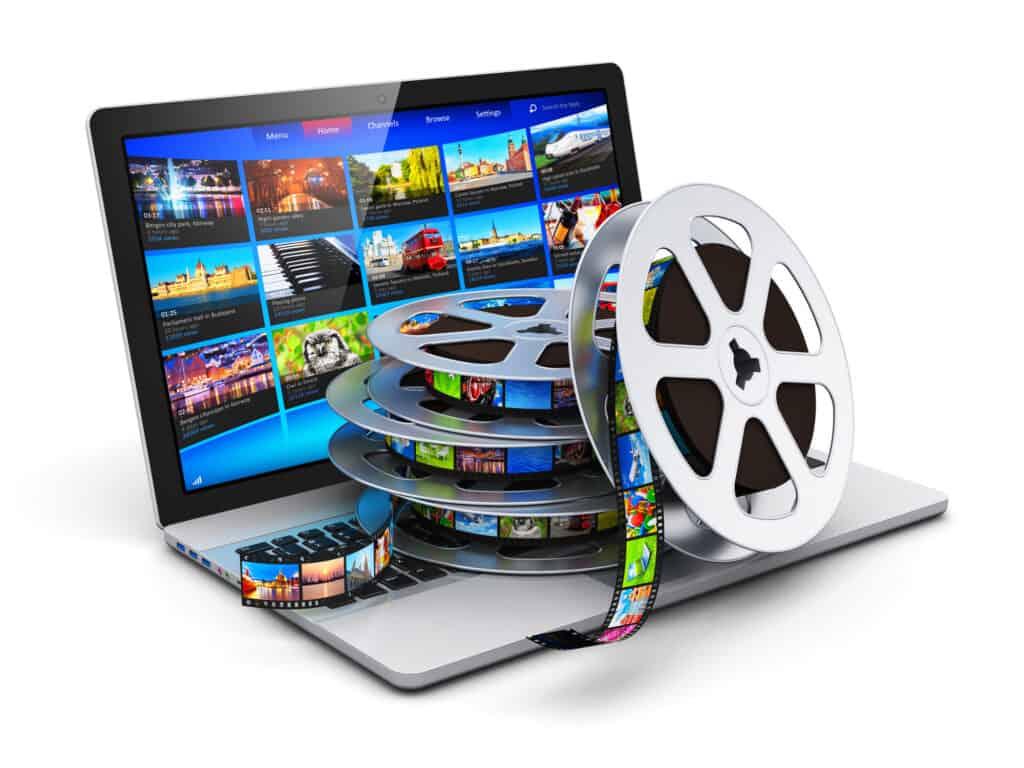 Film og serier