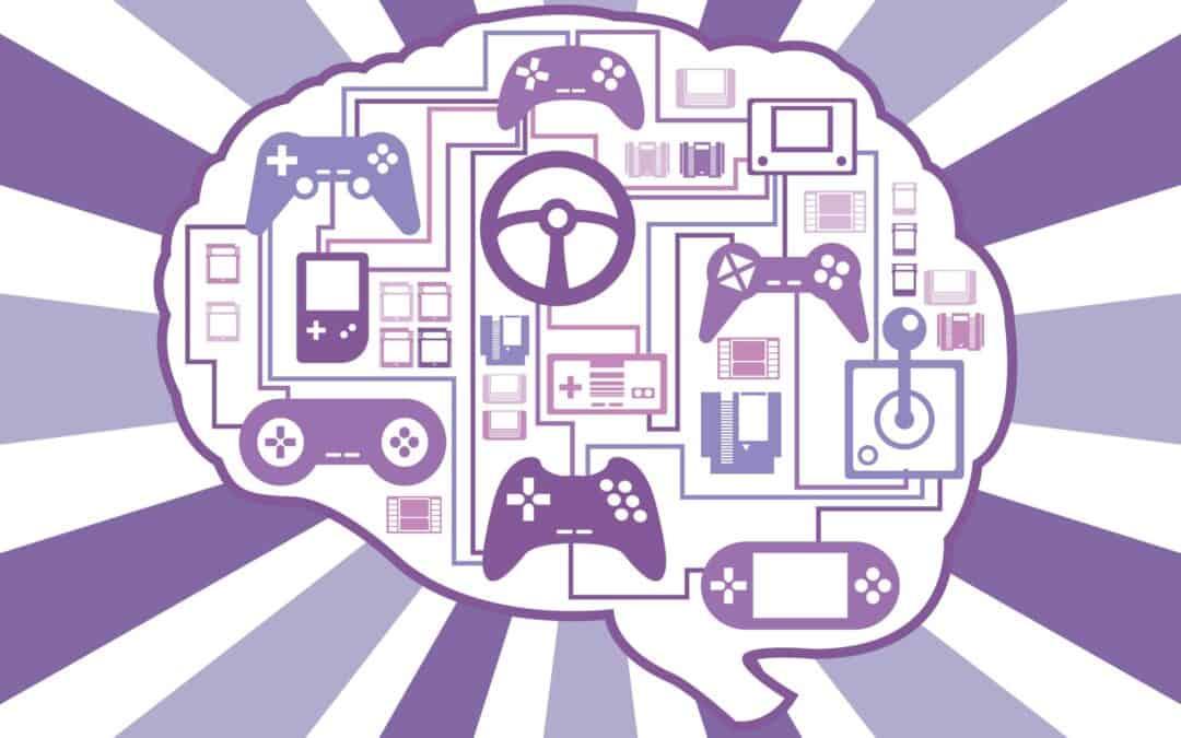 Dit fjernsyn kan også bruges til online spil