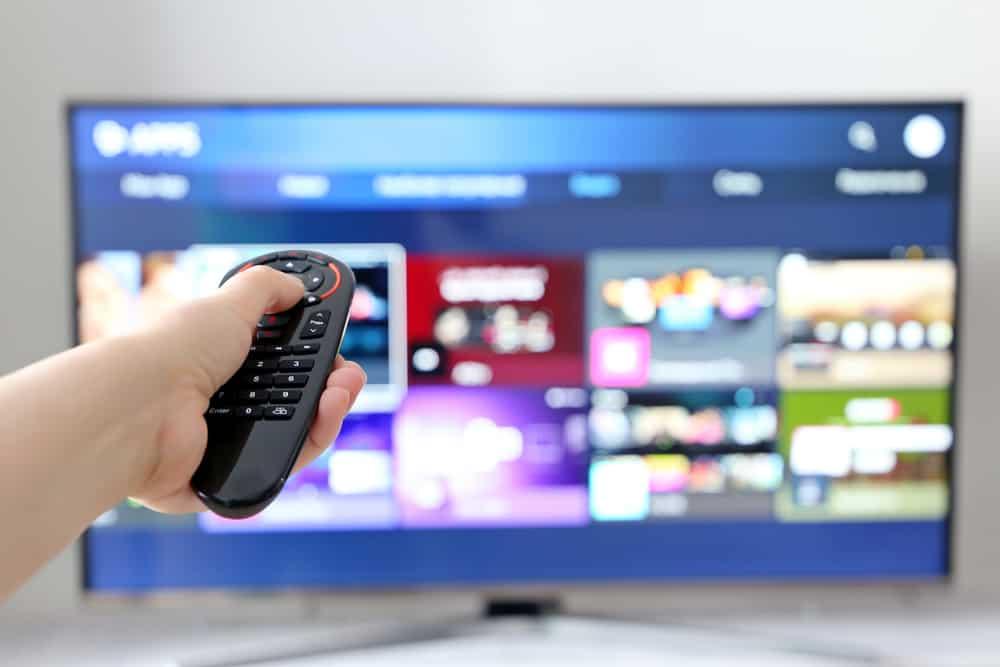Smart tv og streaming