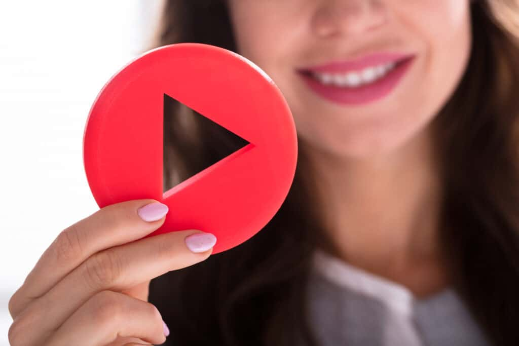 Streaming knap